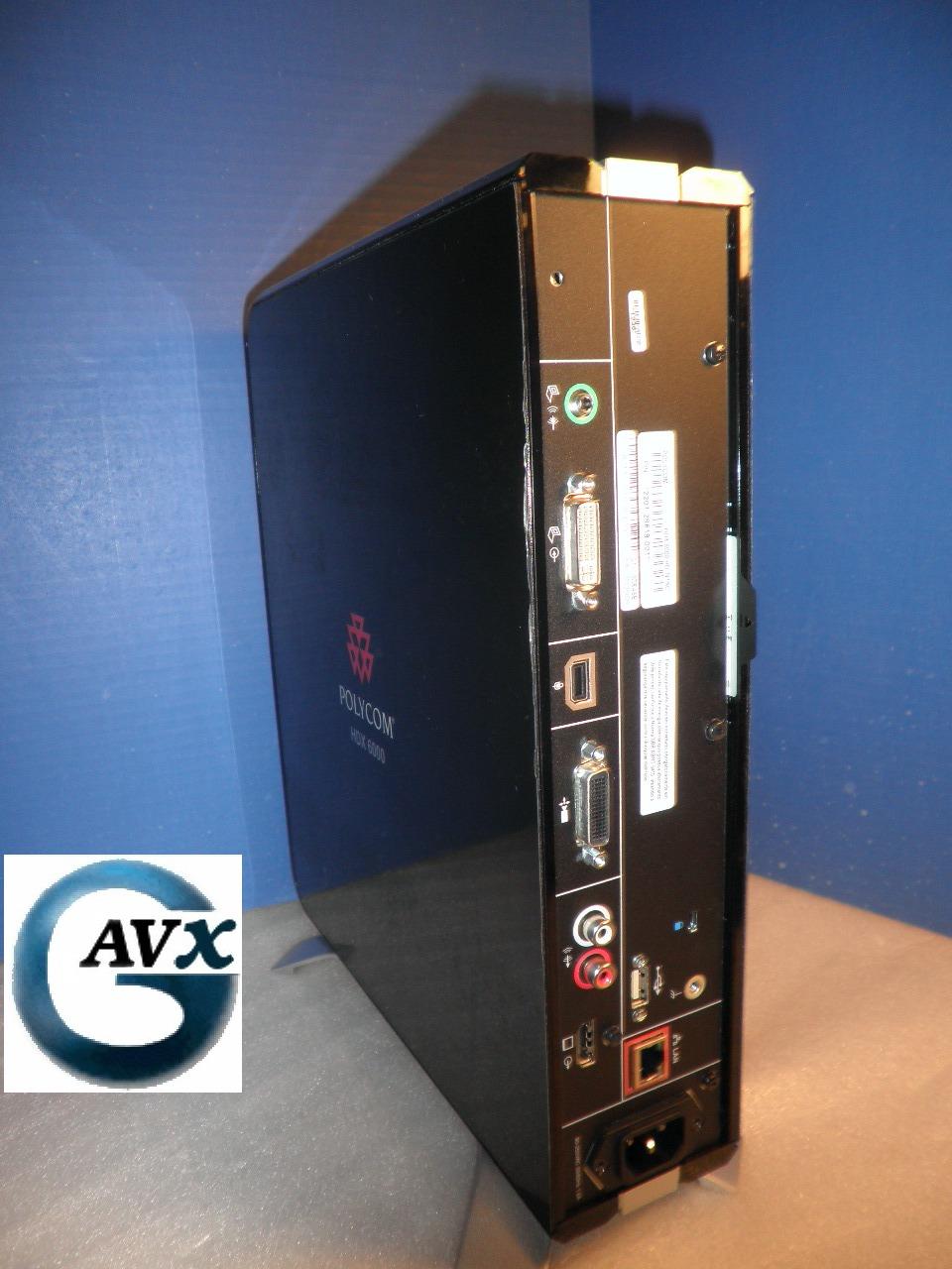 used polycom hdx 6000 video conferencing system gavx rh avsystemsonsale com polycom hdx 8000 manual polycom hdx 8000 manual