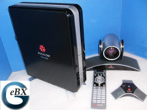 Click for large view of a Polycom HDX 8000 on sale for $899.
