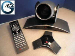 View of Polycom AV Accessories