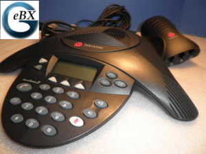 how to make a conference call on polycom voicestation 300
