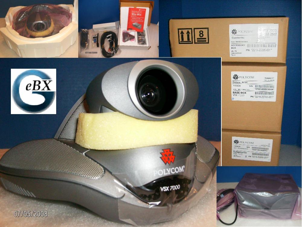 2215-20255-201 Polycom VSX 7000 Subwoofer